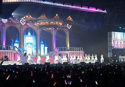 森由里子『10/210/3アイドルマスターシンデレラガールズ10周年記念ツアー福岡公演』