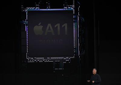 アップルは自ら「半導体メーカー」になることで、ライヴァルを抜き去ろうとしている|WIRED.jp