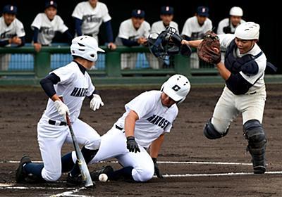 「えっ、盗塁になるんですか」函館商、監督も驚く3重盗 | 高校野球サイト:バーチャル高校野球 | スポーツブル (スポブル)