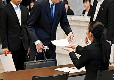内定辞退は電話か対面か すれ違う企業と就活生  :日本経済新聞