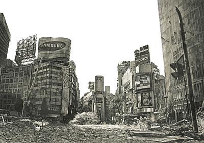 人はなぜ廃墟に惹きつけられるのか? 渋谷区立松濤美術館で「廃墟の美術史」を紐解く展覧会が開催|MAGAZINE | 美術手帖