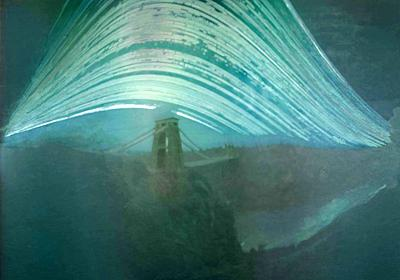 ピンホールカメラで6ヶ月かけて撮影した幻想的な風景写真 - GIGAZINE