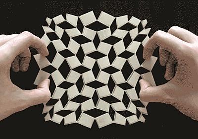 """ハーバード大、""""切り紙""""の数学的フレームワークを考案   fabcross for エンジニア"""