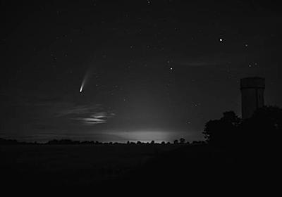 夏休みと言えばペルセウス座流星群でしょ!そこで流星群と彗星の話を - sora's 早起きノート
