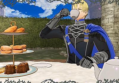 『ファイアーエムブレム 風花雪月』のお茶会が『メイド イン ワリオ』新作でマッハ化。もはやお茶会ではない - AUTOMATON