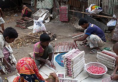 「児童労働1億5200万人」という暴力:日経ビジネスオンライン