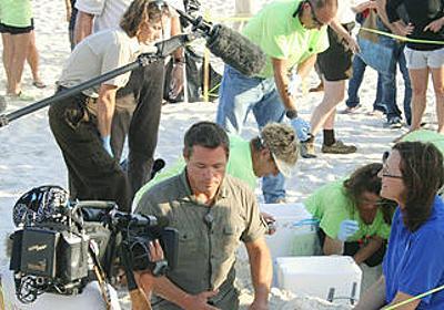 人気ドラマの制作現場では「自動消滅する台本」や「ドローンキラー」など徹底したネタバレ対策が行われている - GIGAZINE