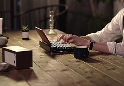 レトロ感と最新テクノロジーを楽しむ、マクロバーを搭載したタイプライター | ROOMIE(ルーミー)