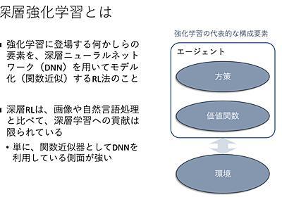 東京大学、強化学習と統計的自然言語処理の講義資料が無料公開 サイバーエージェントの講師ら担当   Ledge.ai