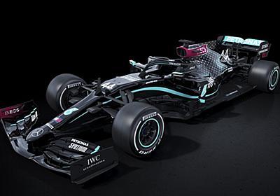 メルセデスF1、人種差別反対と多様性向上を表明し、シルバーアローをブラックに一新 | F1 | autosport web