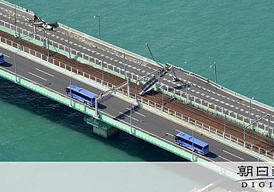関空の5000人脱出開始 施設の被害甚大、再開は未定:朝日新聞デジタル