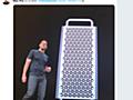 速報!新Mac Proがおろし金そっくりな件   ギズモード・ジャパン
