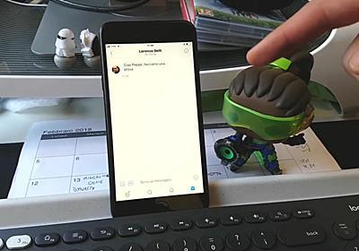 たった1文字でiPhoneをクラッシュさせるバグ発覚、無限再起動ループの危険もあり - GIGAZINE