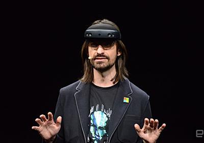 Microsoft HoloLens 2発表、3500ドル。視野角から画素密度、視線+ハンドトラッキングまで徹底改良 #MWC19 - Engadget 日本版