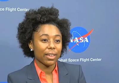 NASA最大のロケットを設計する現役女子大生。「クーポンの計算」で才能を開花 - Engadget 日本版