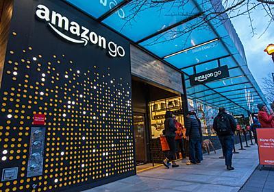 労組激おこ。Amazonが2021年までにレジなし店舗を3000軒 | ギズモード・ジャパン