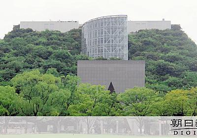 アクロス福岡、25年で「まるで山」 鳥が種を運んだ:朝日新聞デジタル