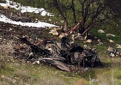 CNN.co.jp : イスラエル、シリアに報復 「大規模攻撃」で戦闘機墜落 - (1/2)