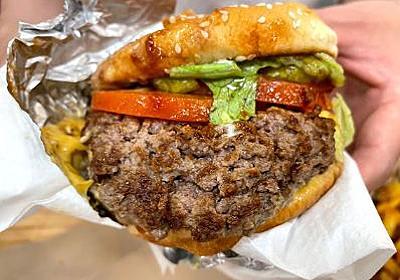 【日本未上陸!オバマ元大統領お気に入り】ガツンとアメリカンなバーガー食べたいなら!「Five Guys」で決まり! - 香港住んでみたら、意外と良かったんですけど・・・