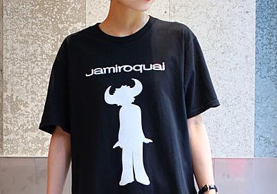 ジャミロクワイ × コエ(koe)数量限定・別注Tシャツ | fashionbookmark.jp