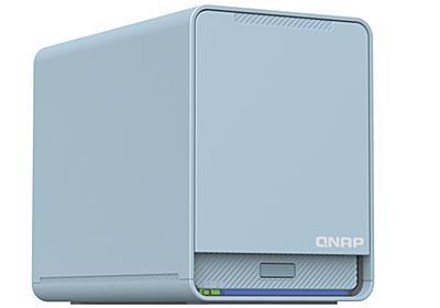 2ベイNAS機能を搭載したメッシュWi-Fiルーター、QNAP「QMiroPlus-201W」 - エルミタージュ秋葉原