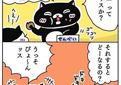 散歩で黒猫を見かけたら… - ネコノラ通信web