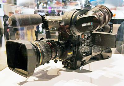 【小寺信良の週刊 Electric Zooma!】隙無しソニー、生放送革命パナソニック、8Kに動き出すBMD、NAB開幕-AV Watch