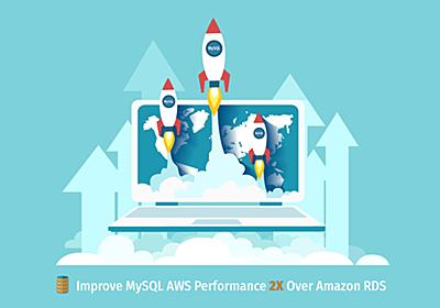 How to Improve MySQL AWS Performance 2X Over Amazon RDS at The SameCost - High Scalability -