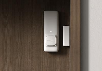SwitchBot、安価に家をスマート化できるドア開閉センサーや屋内カメラ - 家電 Watch