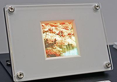 京セラ、次世代技術「Micro LEDディスプレイ」を展示 #CEATEC - Engadget 日本版