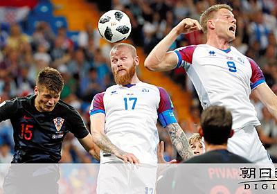 欧州選手権8強そしてW杯へ アイスランド躍進の軌跡 - 2018ワールドカップ:朝日新聞デジタル