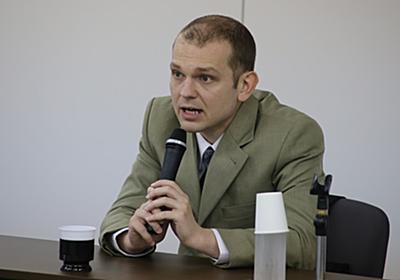 「ウクライナの教訓と日本の危機」 グレンコ・アンドリー氏 « 最近の活動 « 公益財団法人 国家基本問題研究所