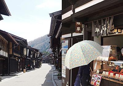 《長野》江戸時代にタイムスリップしたみたい◎木曽路最大の宿場町「奈良井宿」を歩こう | キナリノ