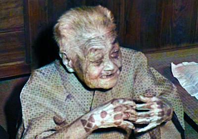 沖縄女性の入れ墨「ハジチ」禁止令から今年で120年 法令で「憧れ」が「恥」に変わった歴史【WEB限定】 | 沖縄タイムス+プラス ニュース | 沖縄タイムス+プラス