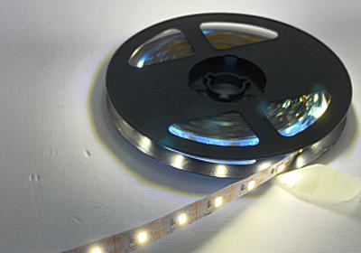 今度は5VUSBのLEDテープ   ケロロ好きなエンジニアのブログ