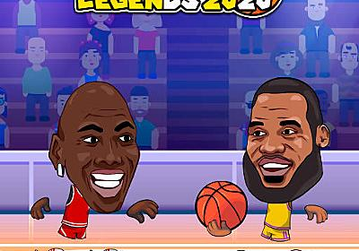 Games for Free — Basketball Legends 2020...