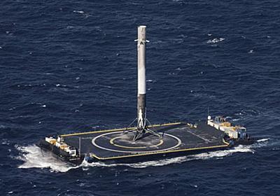 米軍、地球上どこへでも物資を運搬する「輸送用垂直着陸ロケット」研究中