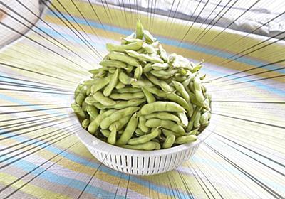 枝豆が大量に手に入ったので「枝豆ペースト」にしたりしていろいろ作ったら、さらに枝豆愛が高まってしまった【ビールにも最高】 - メシ通 | ホットペッパーグルメ