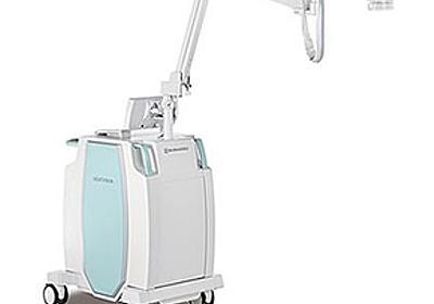 医療機器ニュース:乳がんの転移診断を支援する近赤外光カメラシステムを発売 - MONOist(モノイスト)