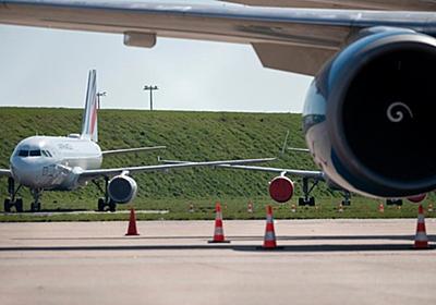 CNN.co.jp : 短距離の国内便を禁止に、排出削減法案が下院通過 フランス