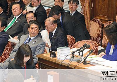 首相、改めて「6割の自治体が求め応じず」 自衛官募集:朝日新聞デジタル