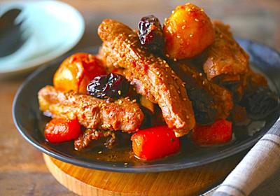ぜんぶ炊飯器に入れるだけ!韓国の肉じゃが「カルビチム」があまりに簡単ウマくて我が家の定番になりそう - ぐるなび みんなのごはん