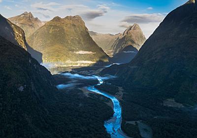 古代の超大陸の陸塊が見つかる、ニュージーランド | ナショナルジオグラフィック日本版サイト