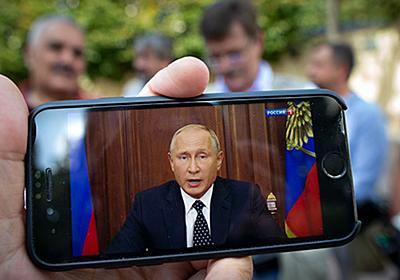 年金改革はプーチン氏の鬼門か:日経ビジネスオンライン