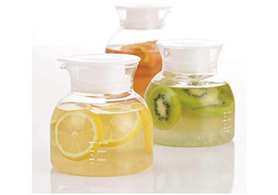 健康のため毎日飲みたい果実酢をレンジで30秒で作って保存できる容器 | ROOMIE(ルーミー)
