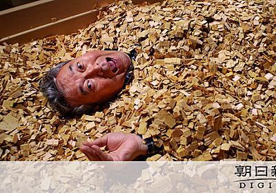 青森発ヒバ爆弾は驚異のパワー 教えてくれたのはブタ:朝日新聞デジタル