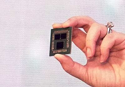 【イベントレポート】【詳報】AMD、12コアの「Ryzen 9 3900X」など第3世代Ryzenを7月7日発売 - PC Watch