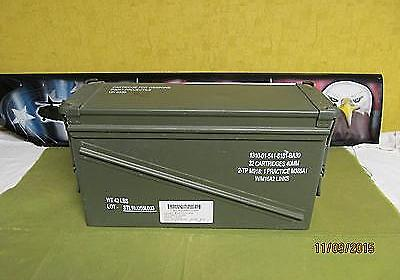 Military Surplus 40mm PA-120 Large Ammo Can Box 100% Steel Excellent 1 each | eBay