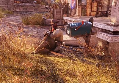 『Fallout 76』にて、『Fallout 4』のNPCプレストン・ガービーになりきって遊ぶプレイヤー現る。コスプレガイド付き   AUTOMATON