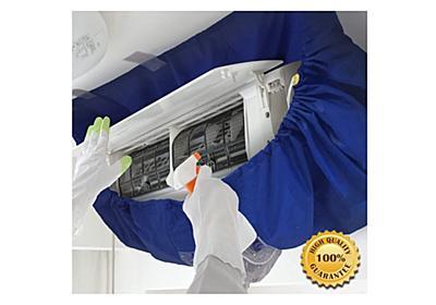 エアコン掃除のストレスを軽くしてくれる、使えるお掃除グッズ3つ | ROOMIE(ルーミー)